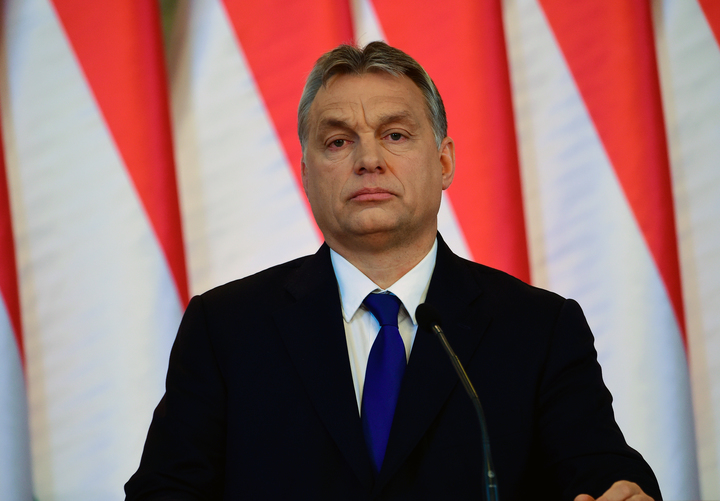 Hungarian Prime Minister Viktor Orban opposes plans to relocate a total of 160,000 migrants across the bloc.