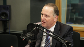John Key - on Morning Report 3 October 2016.