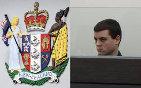 Alexander Merritt, 21, is on trial for murder in the High Court in Dunedin.