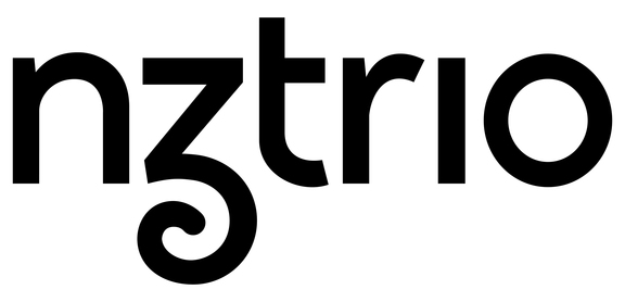 Four col nztrio logo black on white