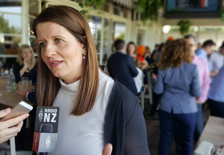 Auckland mayoral runner-up Vic Crone said she would consider running again in 2019.