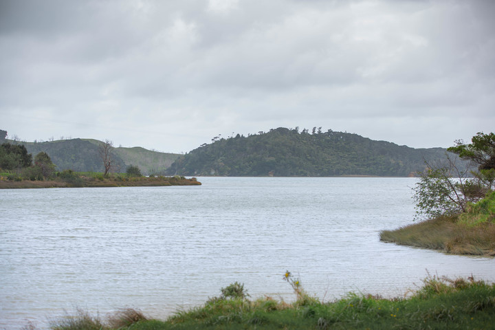 The Kawhia Harbour near the Taharoa property related to the Ross Bremner case.