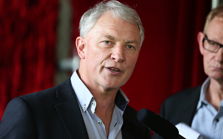Phil Goff on the day he was elected Auckland mayor. 8 October 2016.
