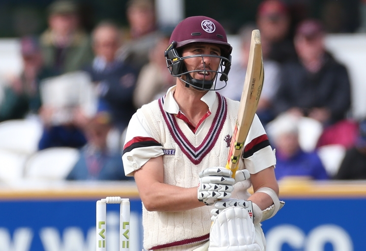 South Australian cricketer Tom Cooper, while playing for Somerset
