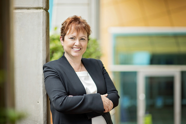 Massey University vice-chancellor Jan Thomas