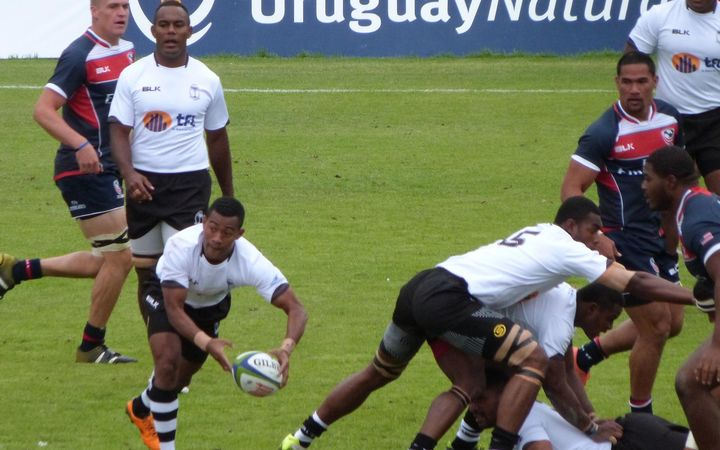 Fiji Warriors were too strong for USA Selects.