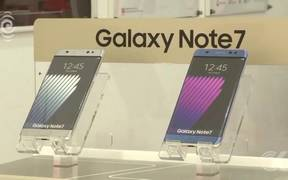Samsung issues global recall of Galaxy Note 7 smartphone