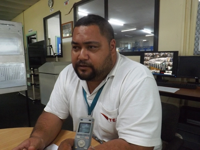 Uelese Tupuola of the Yazaki Samoa Employees Association says employees are trying to keep an open mind about the company's closure.