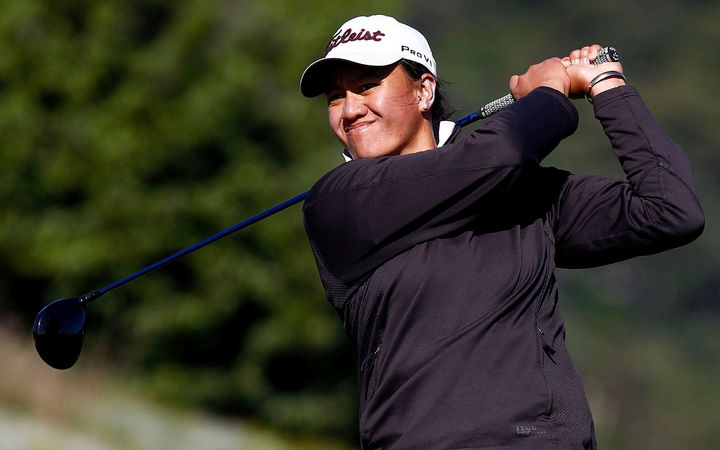 Phillis Meti has won the world long drive championship for the second time in her career.