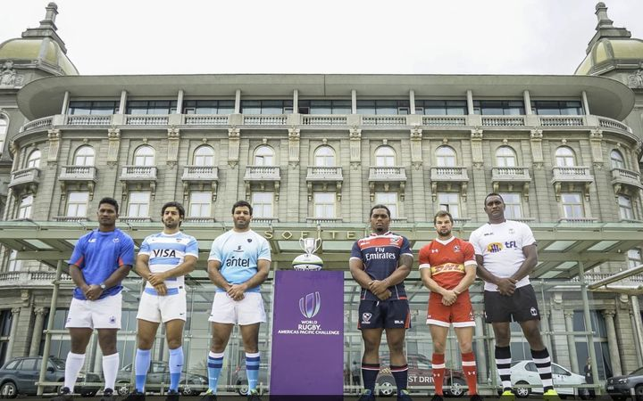 Samoa A and Fiji Warriors are contesting the World Rugby Americas Pacific Challenge in Uruguay.