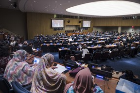 The Special Political and Decolonization Committee (Fourth Committee) of the General Assembly heard statements by representatives of non-self-governing territories and petitioners including French Polynesia.