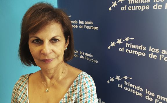 Shada Islam from the non-government organisation Friends of Europe
