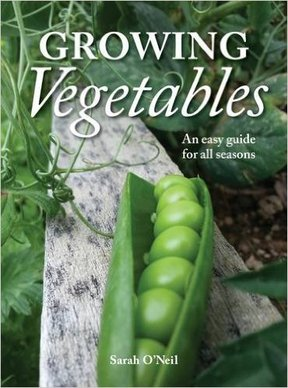 Growing Vegetables book cover
