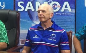 Sir Gordon Tietjens has been appointed head coach of the Samoa sevens team.