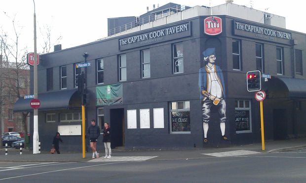 The Captain Cook Tavern is set to close on Friday.