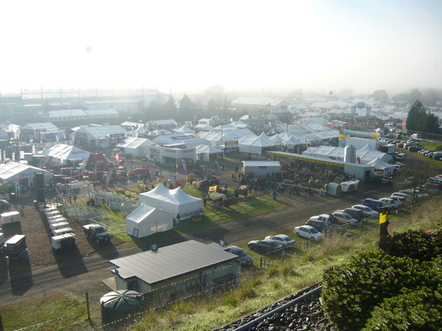 It's the 45th year for the National Agricultural Fieldays.