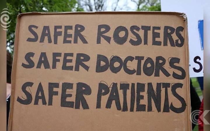 DHBs consider junior doctors' proposal