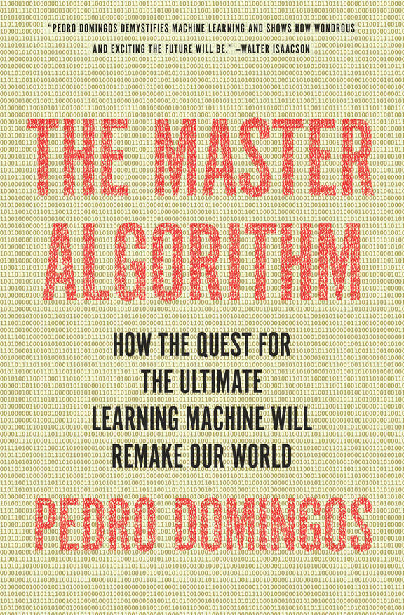 The Master Algorithm cover