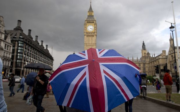 UK umbrella