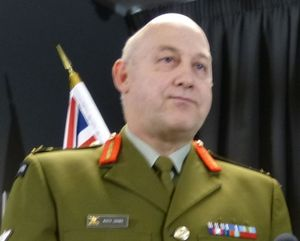 Lieutenant General Rhys Jones.
