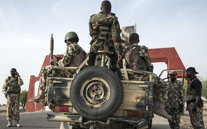 The army has made progress in ousting Boko Haram insurgents from northeast Nigeria.
