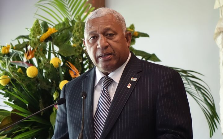 Fiji's commitment to Israel will continue Bainimarama tells Israeli PM