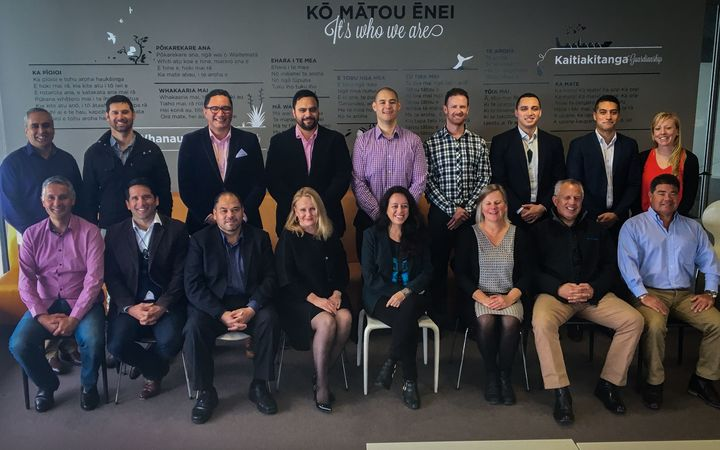 Māori investors and tech company owners are traveling to the US to explore the North American market.