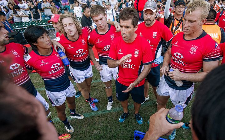 Hong Kong sevens coach Gareth Baber will take charge of Olympic champions Fiji in January.