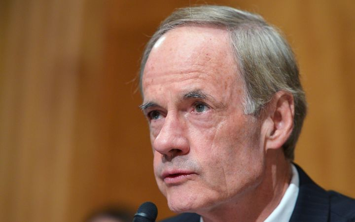 US Senator Tom Carper