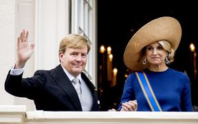 Dutch King Willem-Alexander and Queen Maxima are part of a trade mission to New Zealand.
