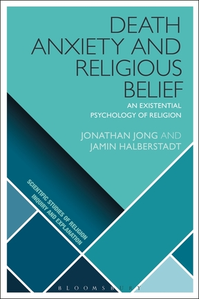 Book cover: Death, Anxiety and Religious Belief