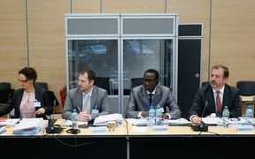 Committee on the Human Rights of Parliamentarians, 135th Inter-Parliamentary Union assembly, Geneva, October 25, 2016.