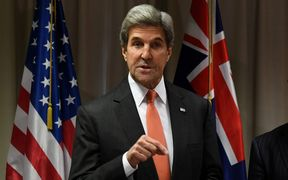 John Kerry: We will do everything in our power ... to work with the incoming administration""
