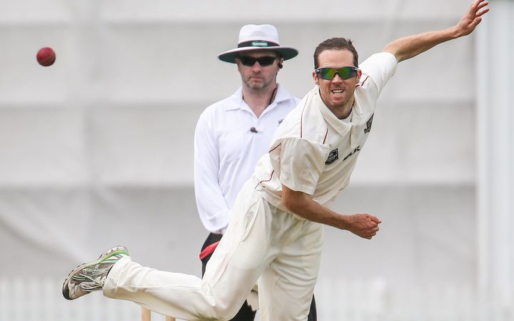 Canterbury's Todd Astle has earnt a test recall four years after his Black Caps debut.