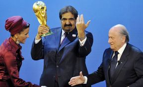 Qatar was awarded the 2022 World Cup by FIFA in 2010.