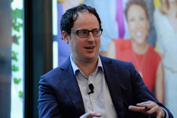 Founder of FiveThirtyEight Nate Silver.