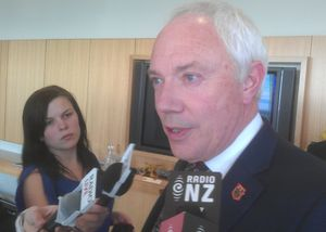 Bob Parker says he wasn't made aware of information in the IANZ report.