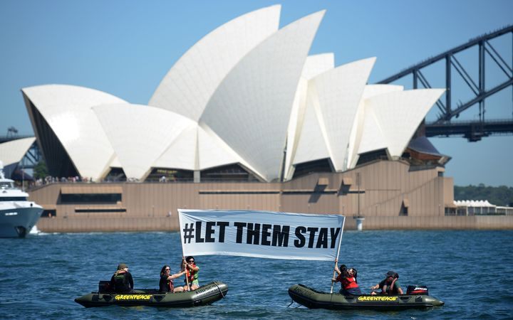 U.S. to resettle Australia's refugees languishing on islands