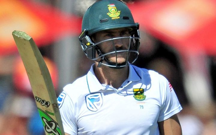 Faf du Plessis has described his side's performance in the second test as relentless.