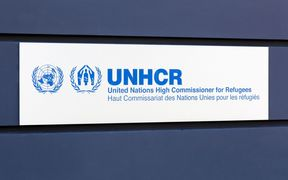 UNHCR was created in 1950, in the aftermath of WW2
