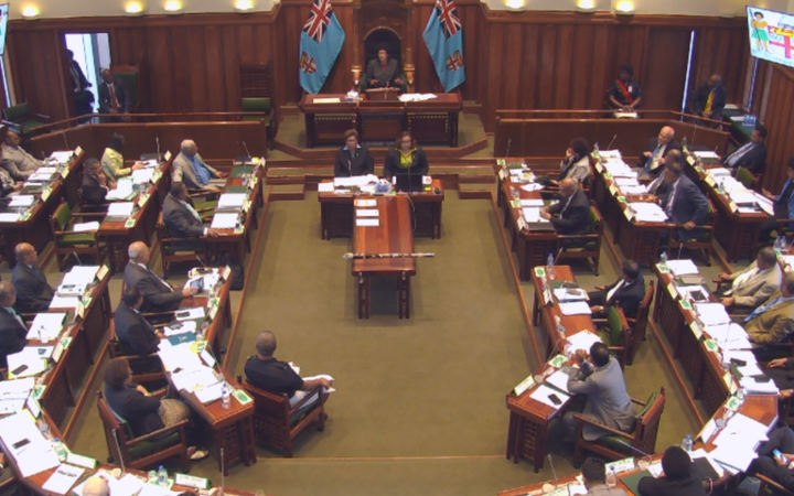 Fiji police question MP over alleged sedition