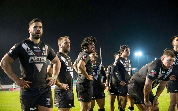 Kiwis left dejected after Four Nations draw with Scotland