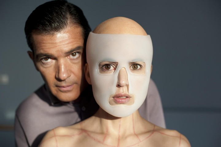 Antonio Banderas and Elena Anaya in The Skin I Live In