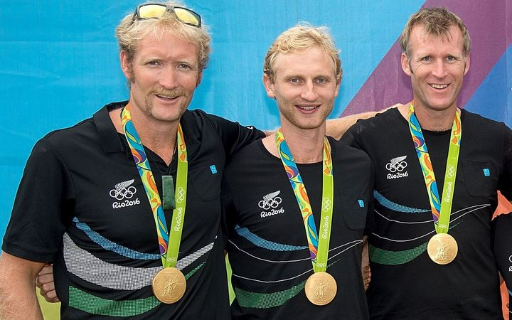 Eric Murray, Hamish Bond and Mahe Drysdale won't be part of the New Zealand's international rowing programme in 2017.