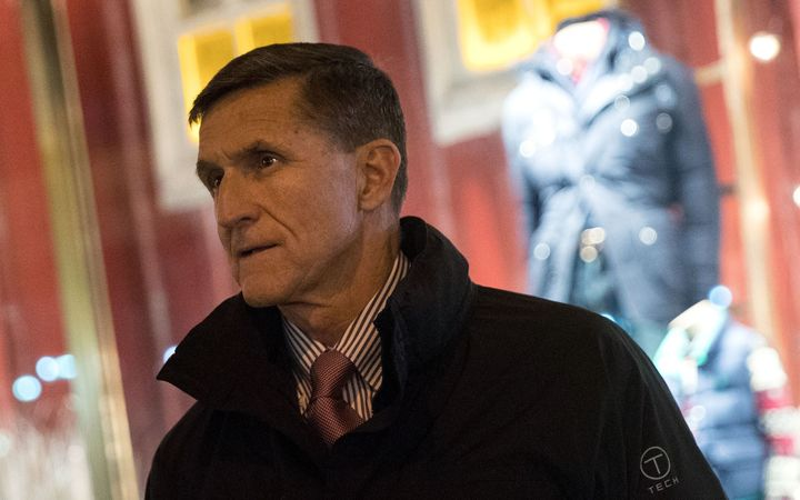 Retired US Army Lieutenant General Mike Flynn