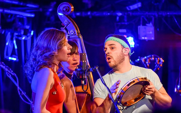 United States band Lake Street Dive play in in Dublin.