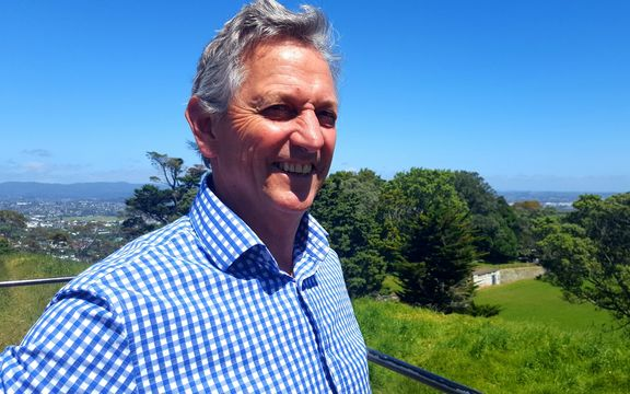 Mount Albert resident Mark Bowden is supportive of the move to ban cars,