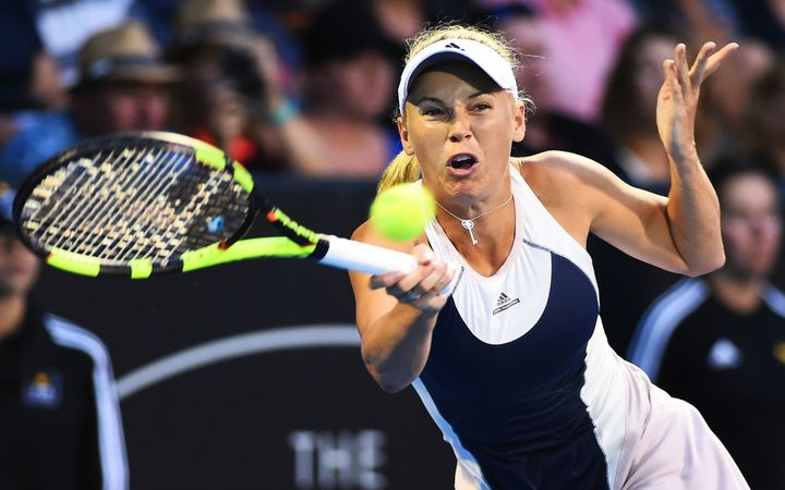 Caroline Wozniacki is among four former world number ones who will be competing at the ASB Classic.
