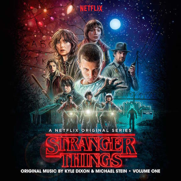 Stranger Things soundtrack Volume I