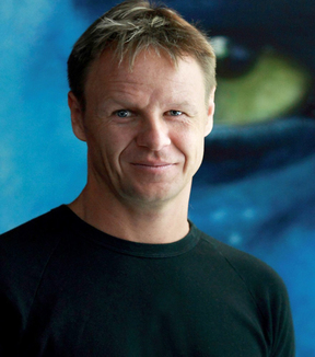 Professor Mark Sagar, founder and CEO of Soul Machines!